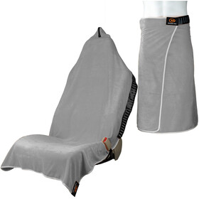 Orange Mud Transition Wrap 2.0 Multifunctional Towel grey